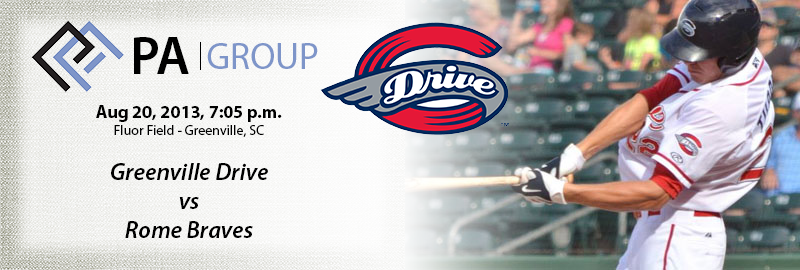 PA Group - Greenville Drive Baseball Event for Textile Manufacturing Companies