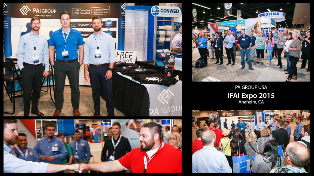 IFAI Expo 2015 collage